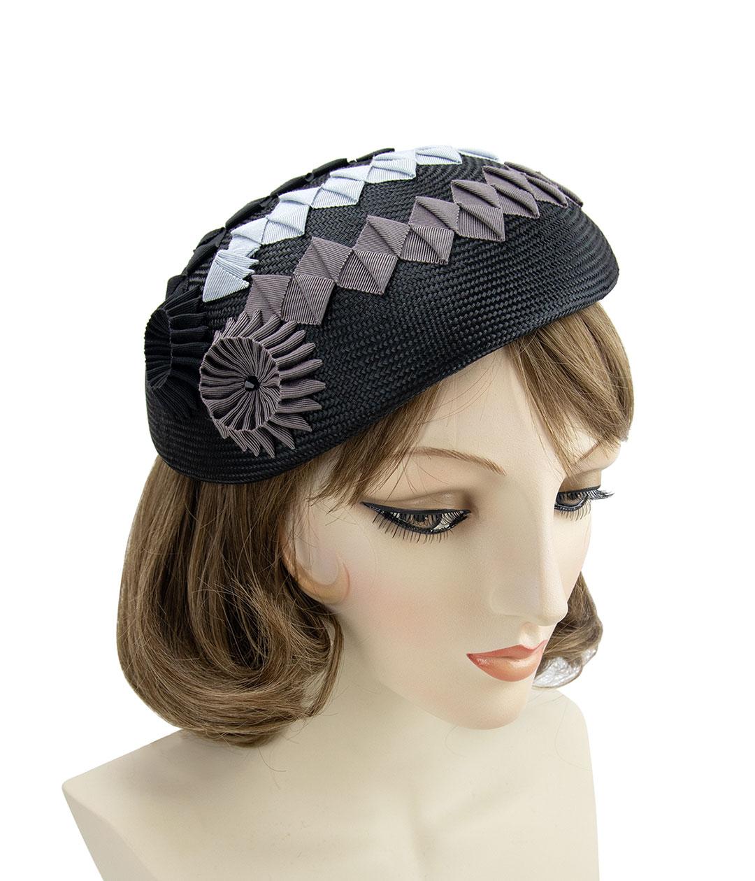 black straw beret 4