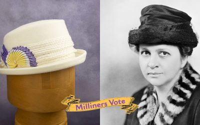 An Election Day Special: Hat to honor Frances Perkins